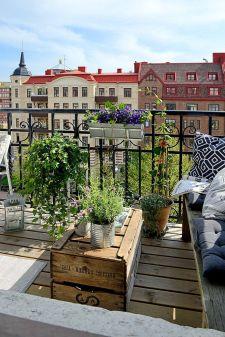 3 balcone