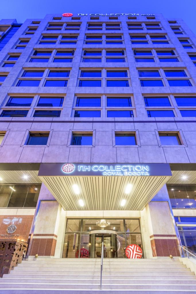 NH Collection Royal Teleport - Facade