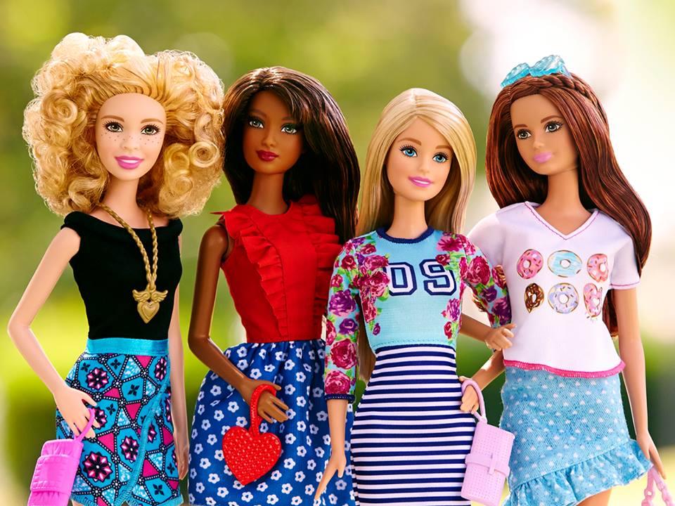 3. Barbie e le sue amiche