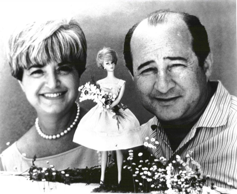 5. Ruth Handler e il marito Elliott