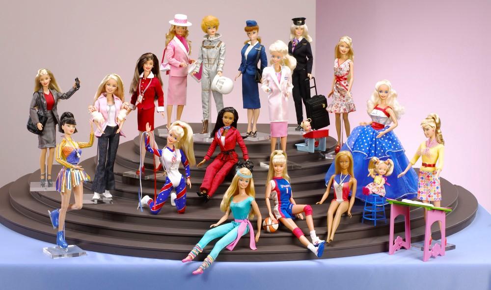 7. Barbie e le sue carriere