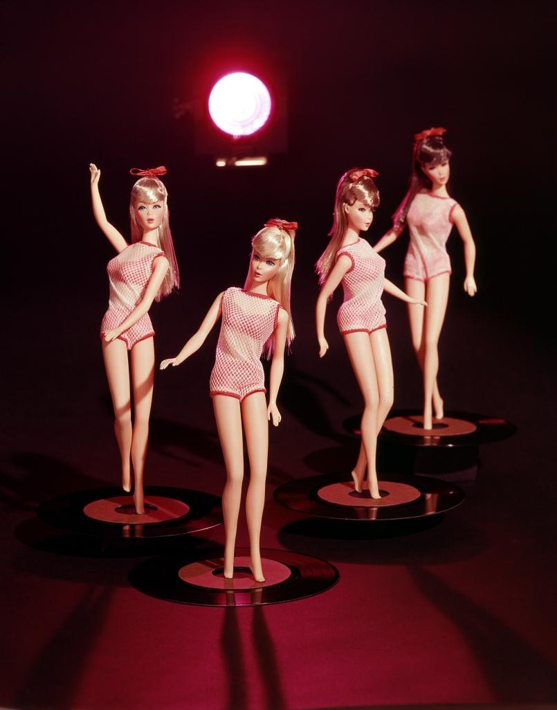 Barbie, modello TwistNTurn, 1967