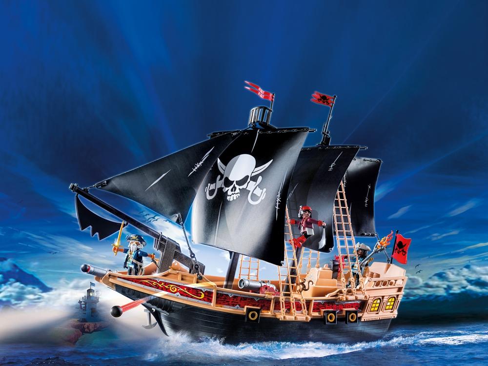 Galeone dei pirati