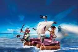 Zattera dei pirati