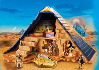 playmobil faraoni